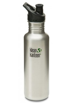 Klean Kanteen Classic 27oz (800ml) with sports cap