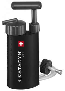 Katadyn Mini Black