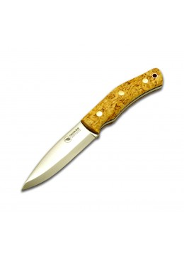 Casström No.10 Swedish Forest Knife, Curly Birch