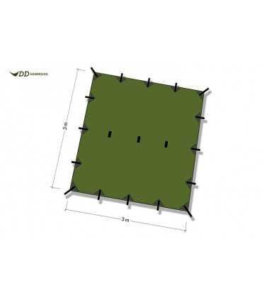 DD Tarp 3x3