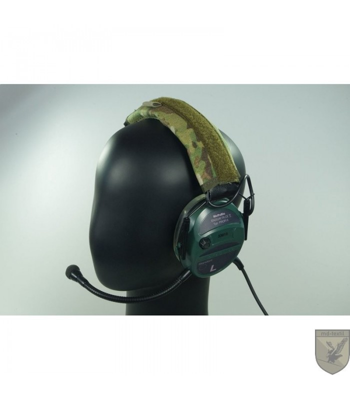 MD-Textil hearing protection padding
