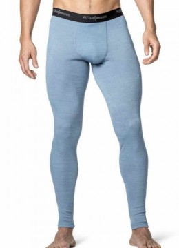 Woolpower M Long Johns Lite Nordic Blue