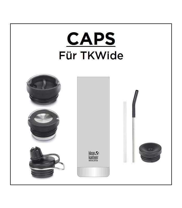 Klean Kanteen TK Wide insulated 32 oz (946 ml)