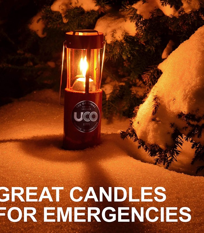 UCO Candles - set of 3