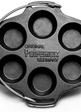 Petromax Muffin Tin