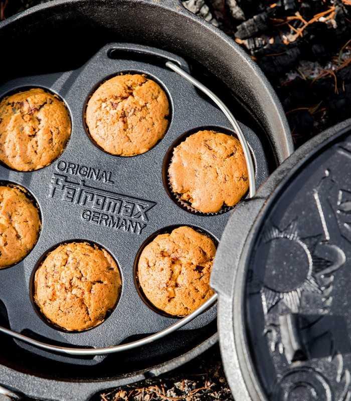 Petromax Muffin Tin mf6