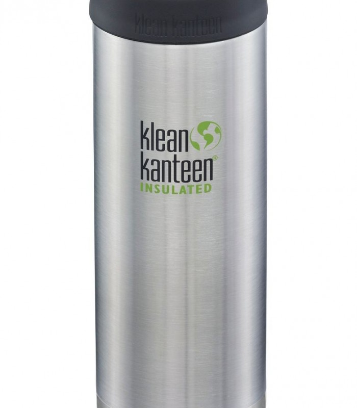 Klean Kanteen TKWide insulated 16 oz (473 ml) with Coffee Cap
