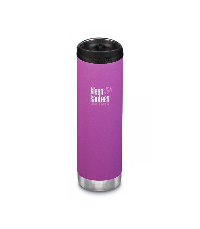 Klean Kanteen TKWide insulated 20 oz (592 ml) with Coffee Cap
