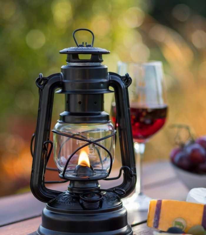 Feuerhand 276 Lantern Zinc