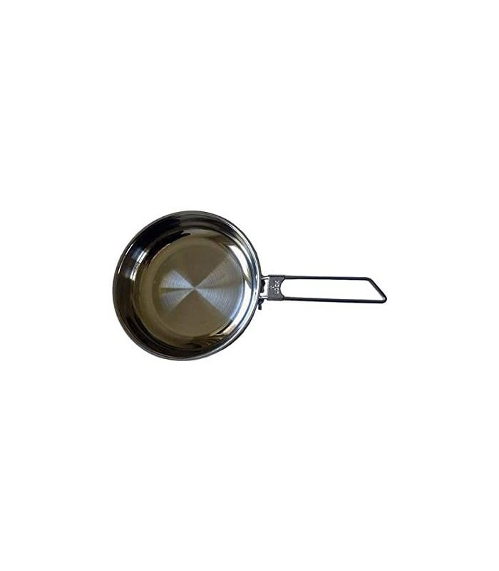 Pathfinder Skillet and Lid (stainless steel)