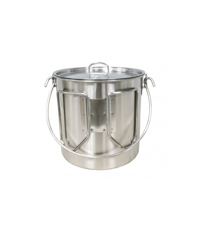 Pathfinder Bush Pot (stainless steel)