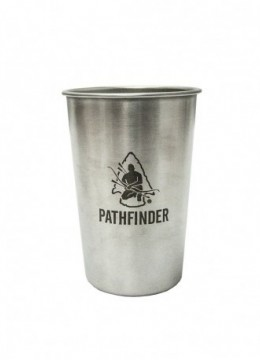 Pathfinder Pint (Stainless Steel)