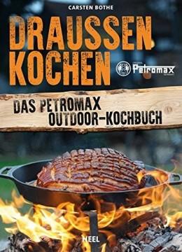 """Petromax Buch """"Draussen Kochen"""""""
