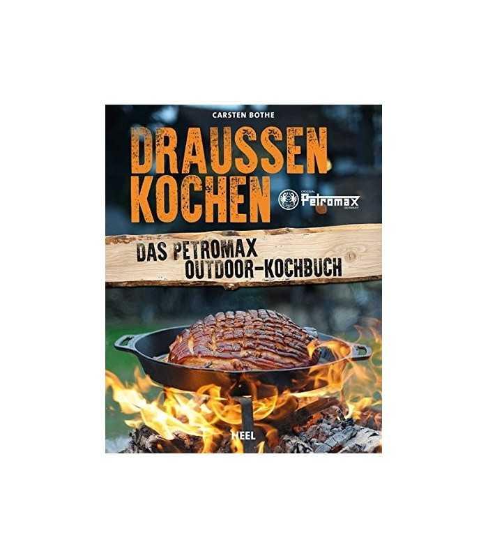 """Petromax Book """"Draussen Kochen"""""""
