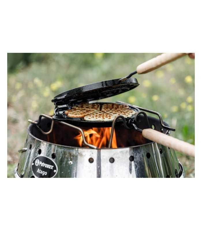 Petromax Rotating Waffle Iron