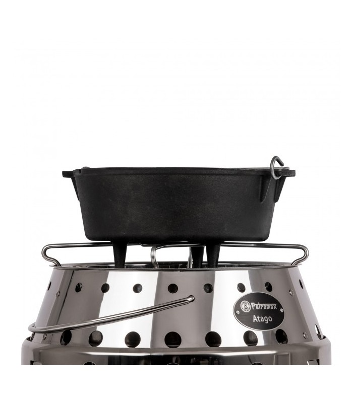 Petromax Cooking Support