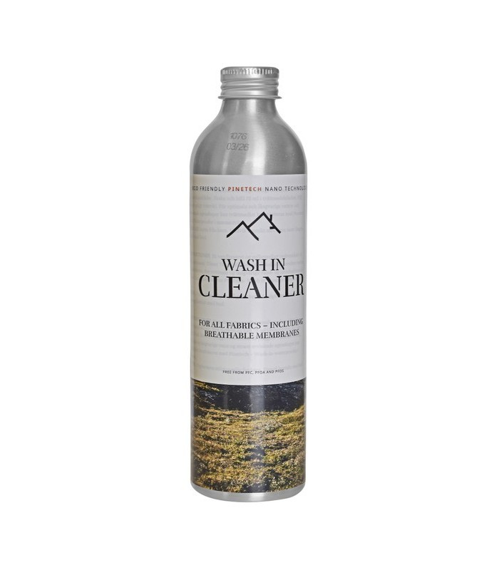 Pinewood Wash-in-Cleaner