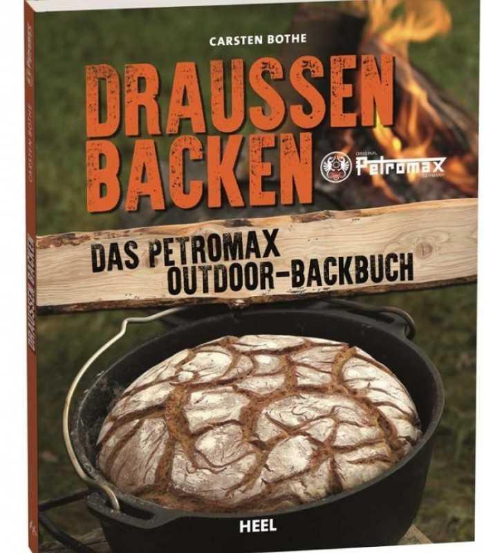 """Petromax Book """"Draussen Backen"""""""